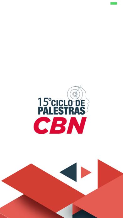 Ciclo de Palestras CBN Oficial