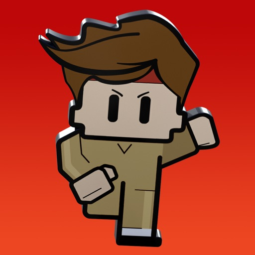 Escapists 2: Pocket Breakout app for ipad