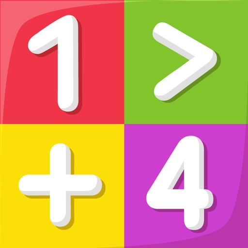 Learn to count from 1 to 100 iOS App