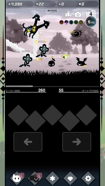 Shadow Land - Endless Tap screenshot-5