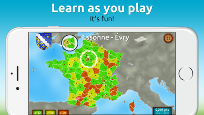 GeoExpert - Franceのおすすめ画像2