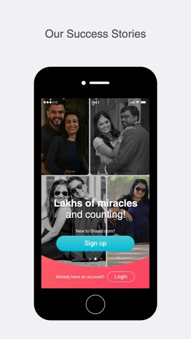 Shaadi.com: #1 Matchmaking App Screenshot