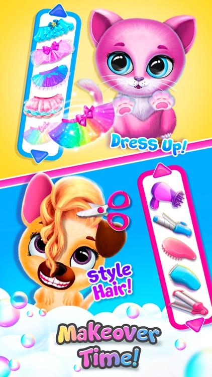 Kiki & Fifi Bubble Party screenshot-6