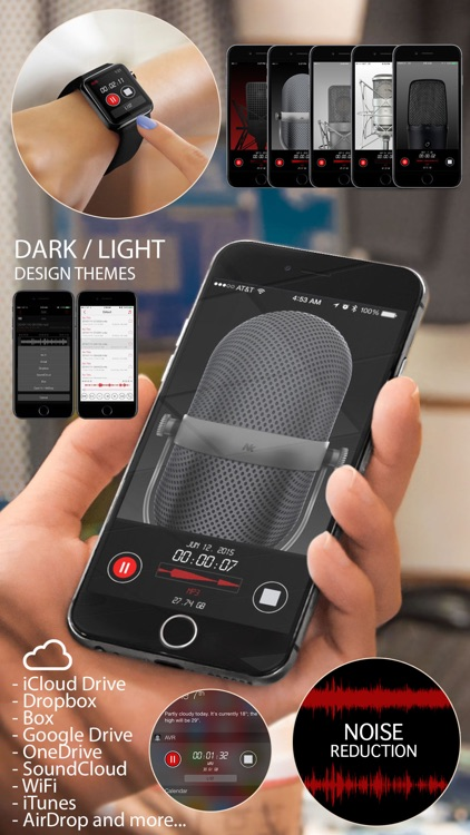 Awesome Voice Recorder PRO AVR