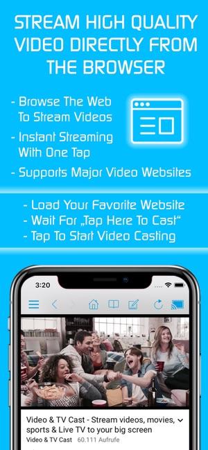 Video & TV Cast | Samsung TV on the App Store