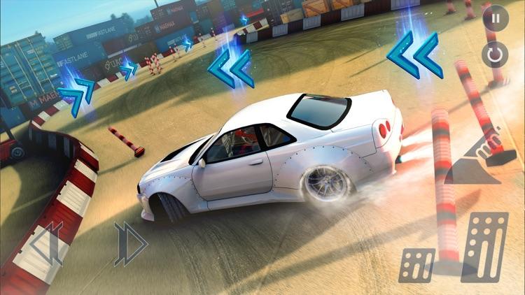 Extreme Car Drift Racing screenshot-0