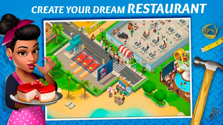 Tasty Town - Restaurant game screenshot-0