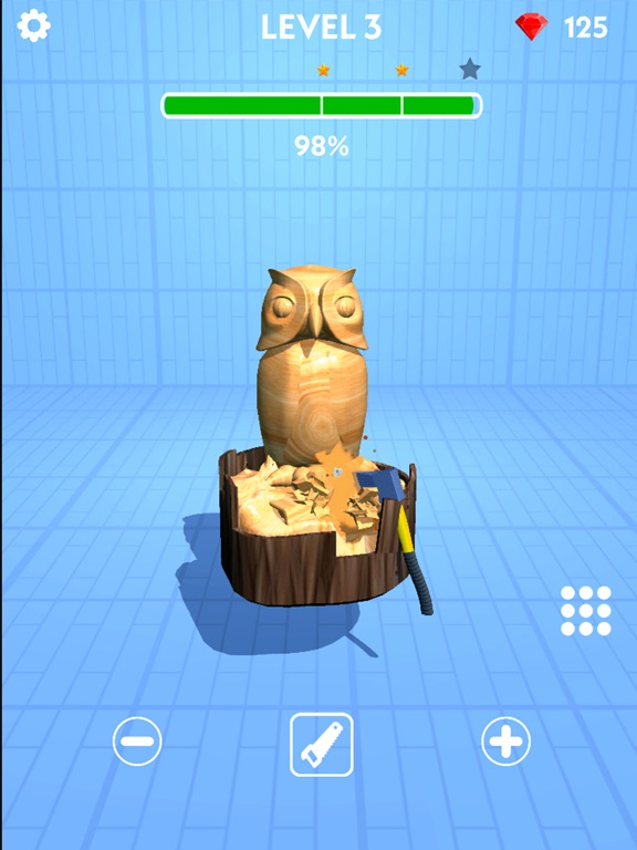 Wood Carve screenshot 5