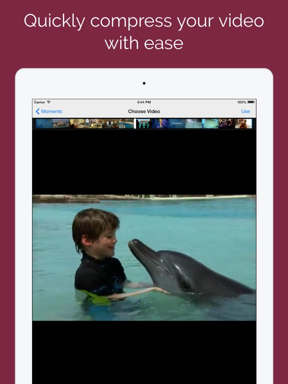 Smart Video Compress PRO Screenshots