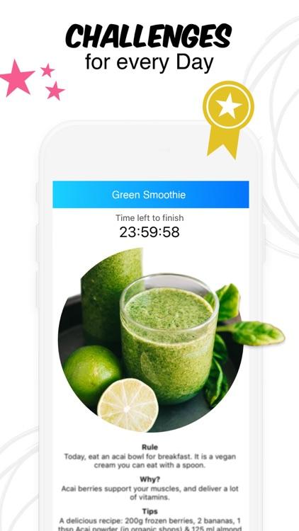 3dots Fitness & Food screenshot-6