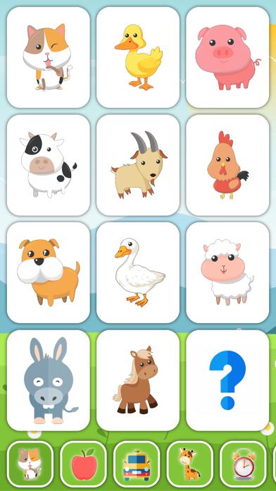 Sounds of Farm, Wild Animals! Screenshot