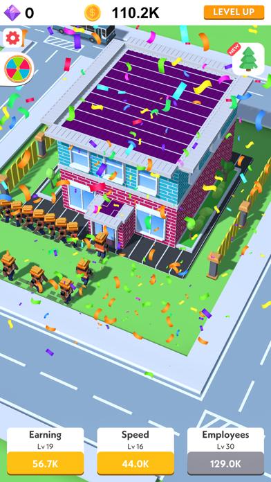 Idle Construction 3D screenshot 9