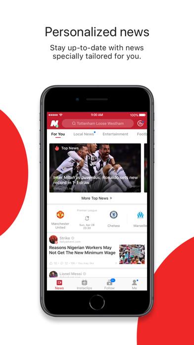 Opera News: personalized news   App Price Drops