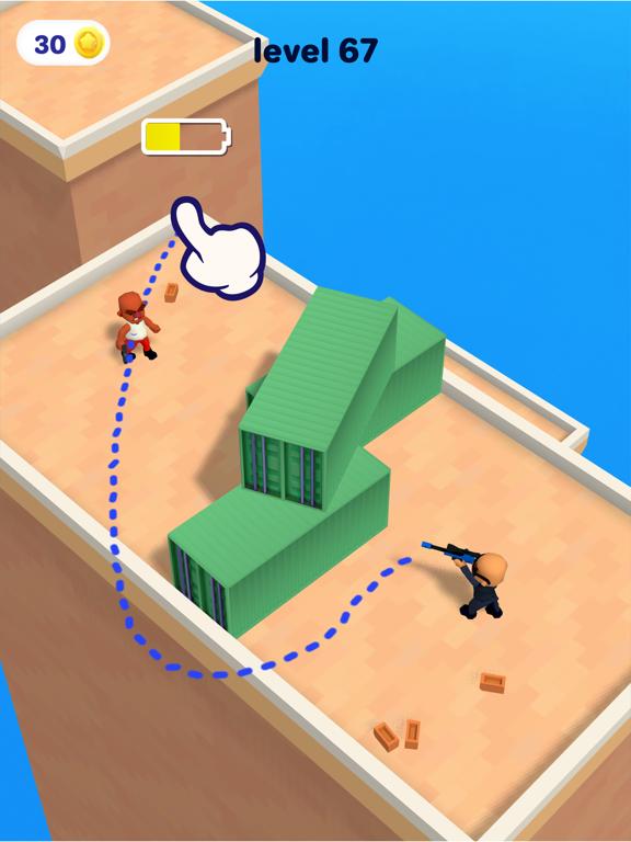 Doodle Sniper screenshot 4