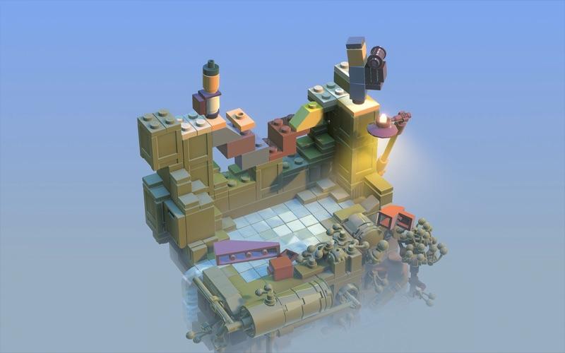 Builders Journey Screenshot