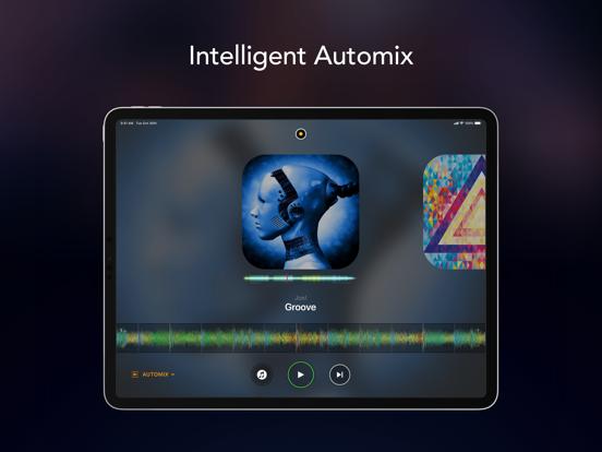 djay - DJ App & AI Mixer Screenshots