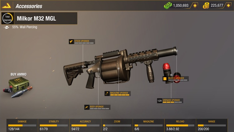 Sniper 3D: Bullet Strike PvP screenshot-8