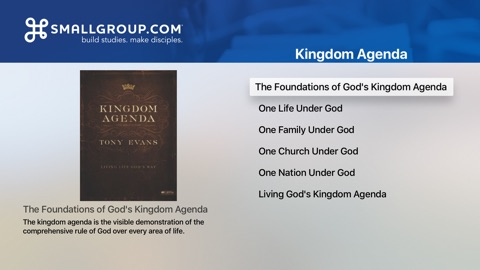 Screenshot #2 for Smallgroup by LifeWay