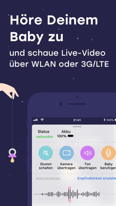 Luna Babyphone 3G & WLAN für PC Windows 10,8,7 (Deutsch