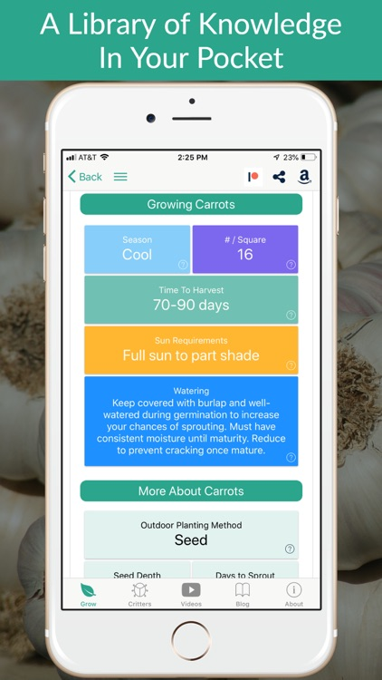 From Seed to Spoon Gardening screenshot-5