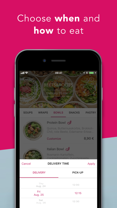 foodora - Local Food Delivery for Windows