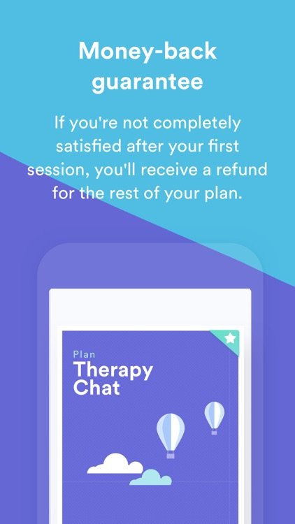 TherapyChat - Therapy Online screenshot-3