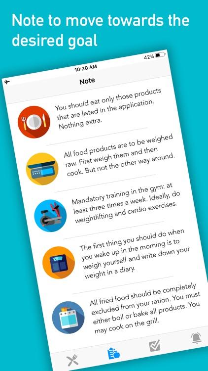 Healthy Effective Weight Loss screenshot-5
