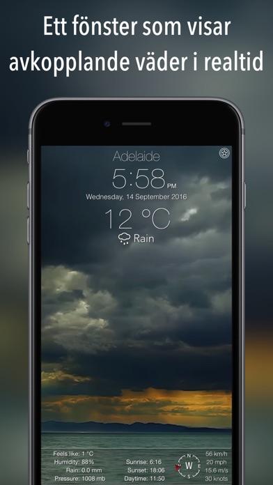 10 dagars väderprognos + på PC