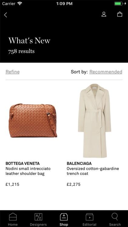 NET-A-PORTER: Luxury Clothing