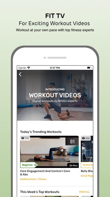 Fitternity - Fitness App screenshot-5