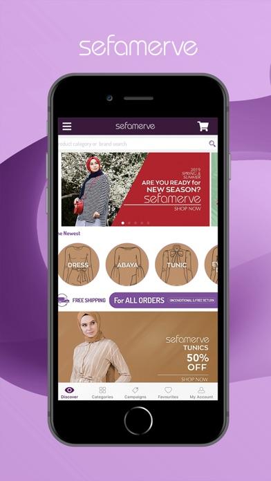 Herunterladen Sefamerve: Shopping for Muslim für Pc
