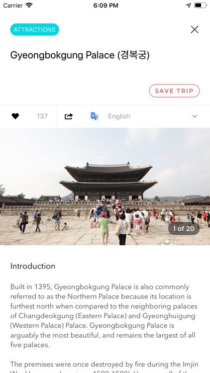 Visit Korea : Official Guide screenshot-5