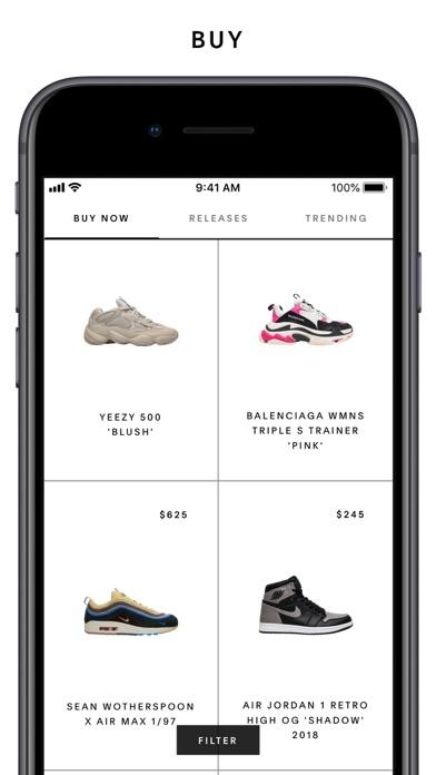 download GOAT – Shop Sneakers apps 1