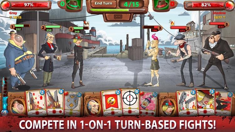 Mafioso - Gangsters' games screenshot-0