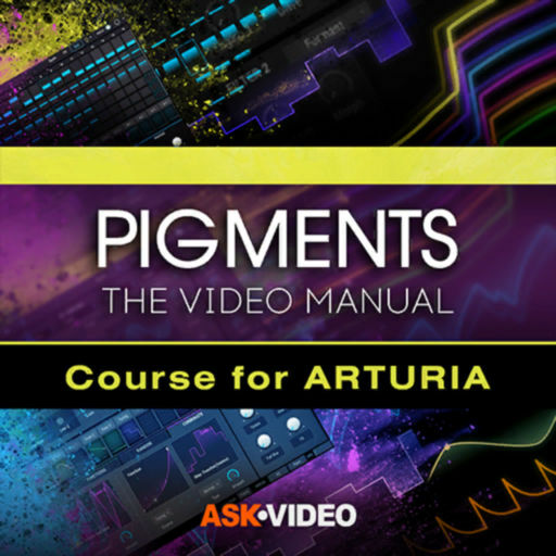 Video Manual For Pigments