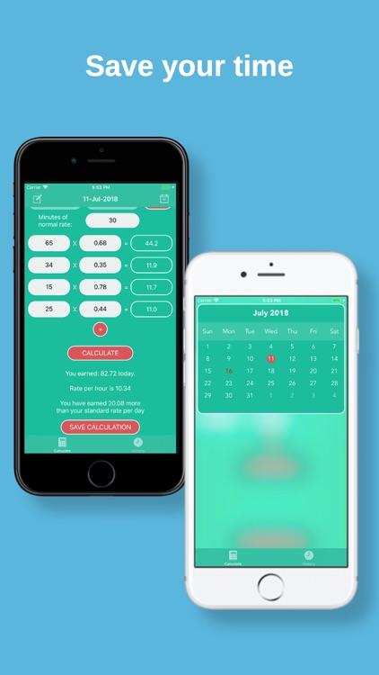 PiecePay: Piecework Calculator screenshot-3