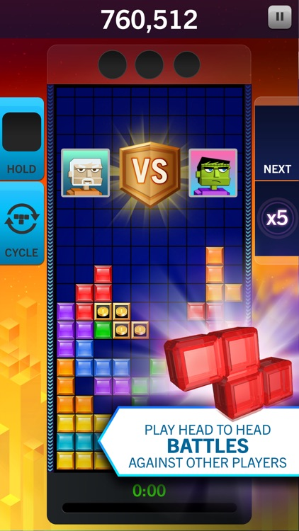 Tetris® Blitz screenshot-3