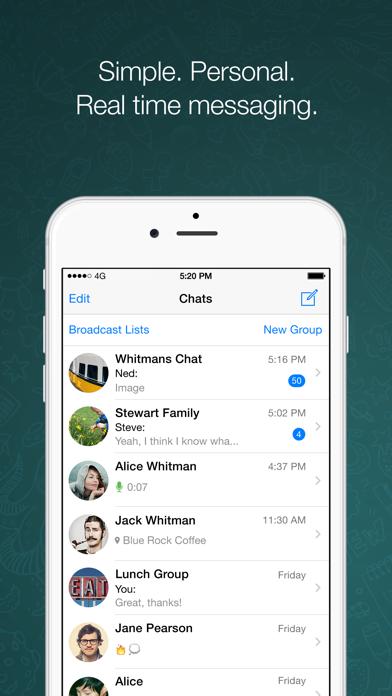 تحميل WhatsApp Messenger للكمبيوتر