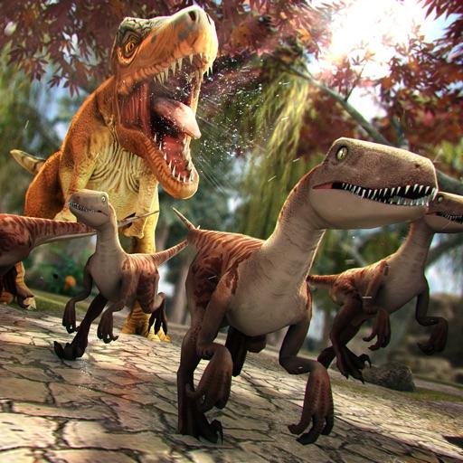 Jurassic Dinos: T-Rex Rider