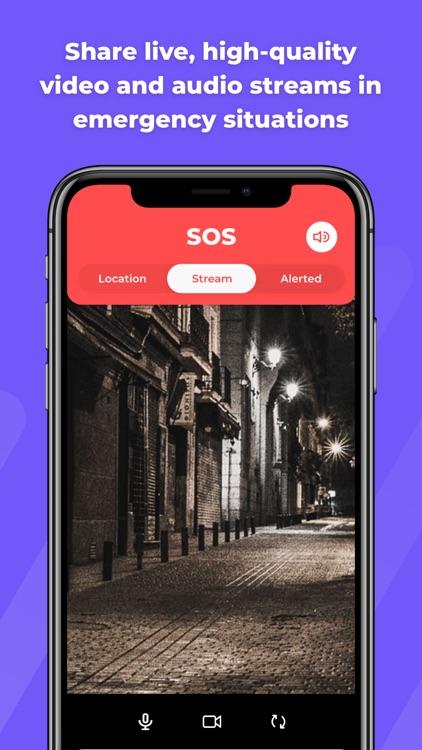 The UrSafe App screenshot-3