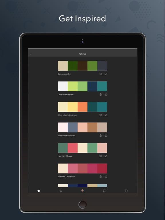 Color Collect - Palette Studio Screenshots