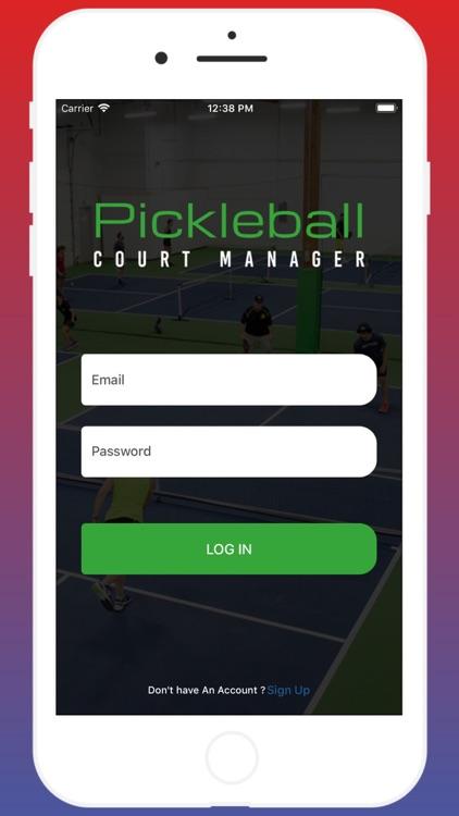 Pickleball Court Manager screenshot-3