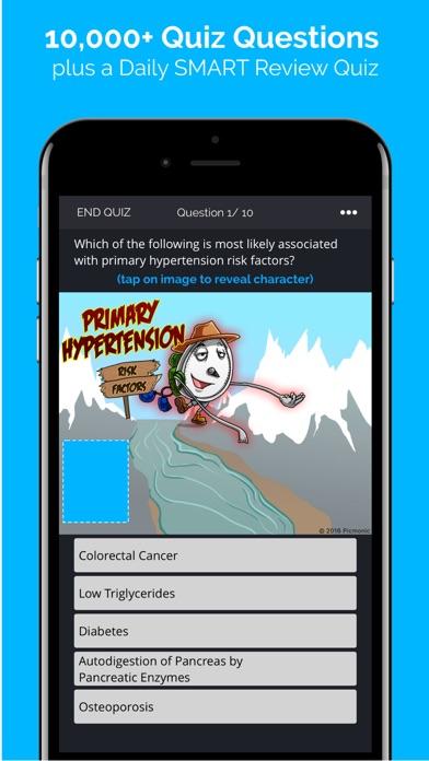 Picmonic: Medical PA USMLE RXScreenshot of 3