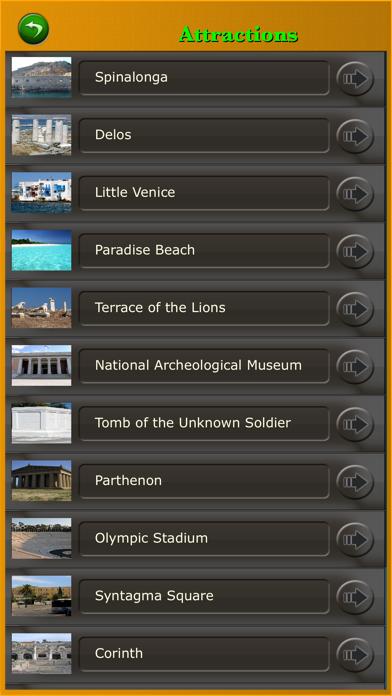 Greece Tour screenshot two