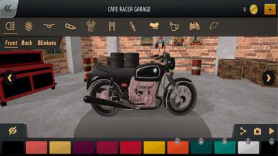 Cafe Racer Garageのおすすめ画像2
