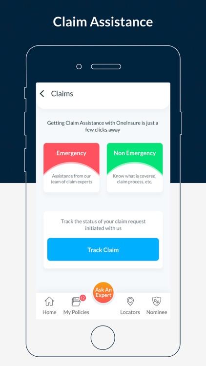 OneInsure: Your Insurance App screenshot-5