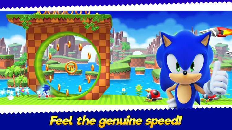 Sonic Runners Adventure screenshot-0