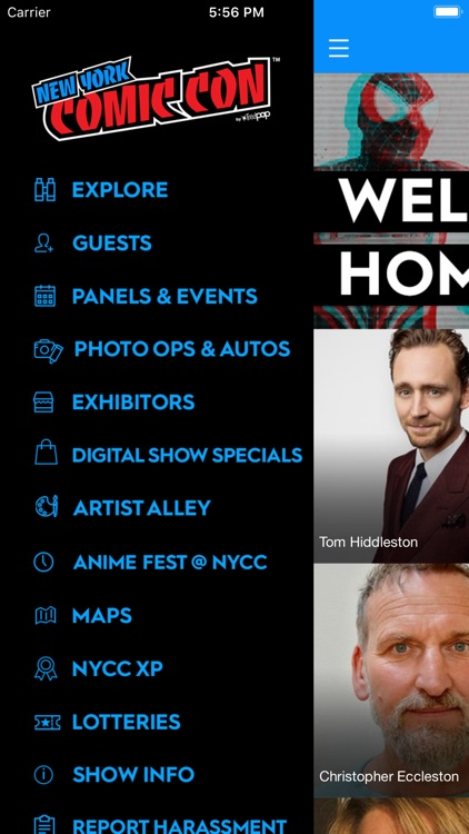 New York Comic Con screenshot-1