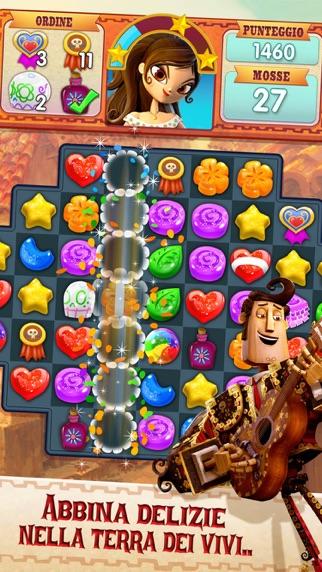 Screenshot of Sugar Smash: Book of Life1