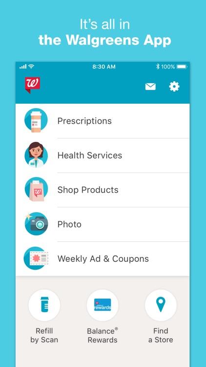 Walgreens screenshot-9